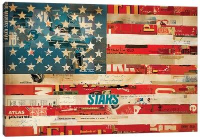 May of '76, Stitch by Stitch Canvas Art Print