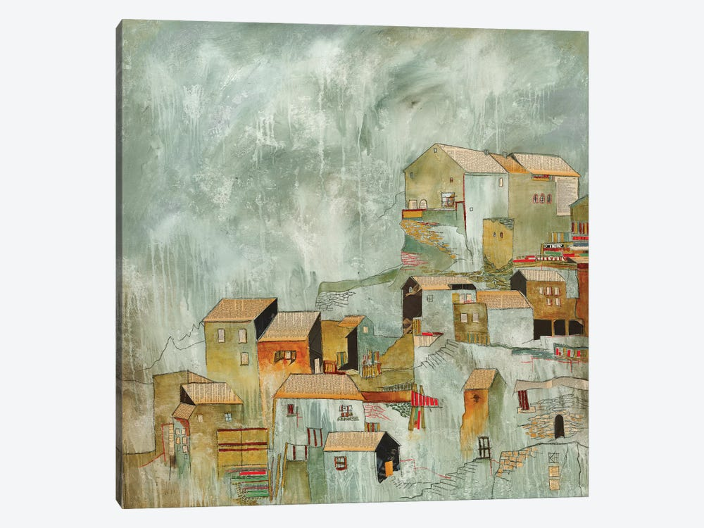 Hiding Place by Kelsey Hochstatter 1-piece Canvas Wall Art