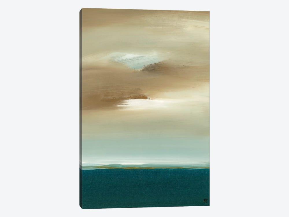 January by Kelsey Hochstatter 1-piece Canvas Art Print