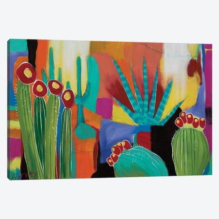 In The Desert Canvas Print #KHV12} by Kristin Harvey Canvas Wall Art