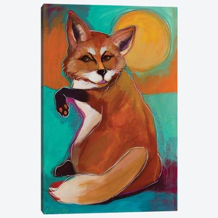Interrupted Canvas Print #KHV14} by Kristin Harvey Canvas Print