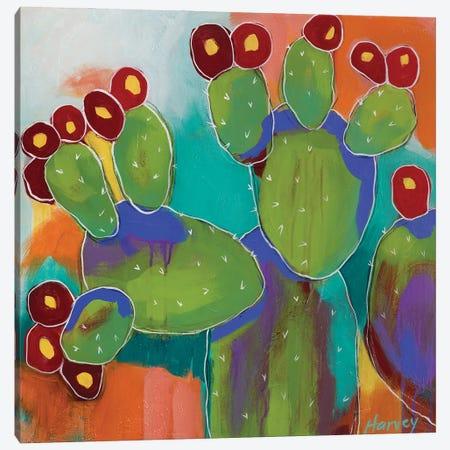 Prickly Canvas Print #KHV16} by Kristin Harvey Canvas Art Print
