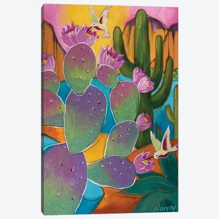 Spring's Bounty Canvas Print #KHV23} by Kristin Harvey Art Print