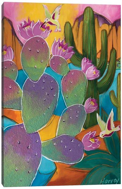Spring's Bounty Canvas Art Print