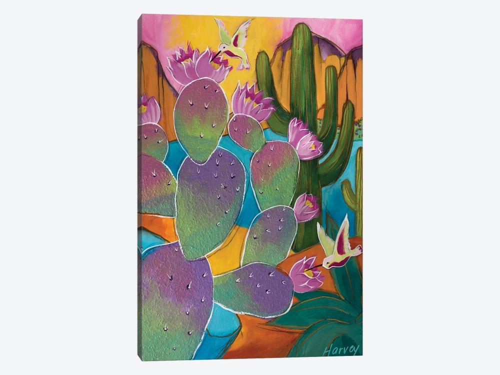 Spring's Bounty by Kristin Harvey 1-piece Canvas Art Print