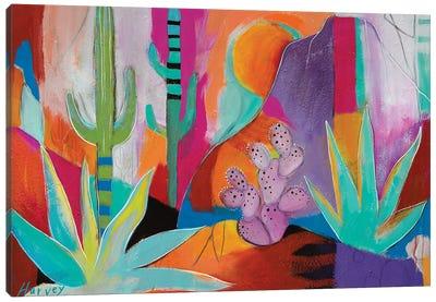 Wild Times Canvas Art Print