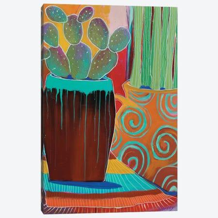 Ceramica Canvas Print #KHV31} by Kristin Harvey Canvas Artwork