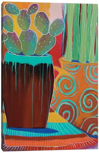 Ceramica Canvas Art Print