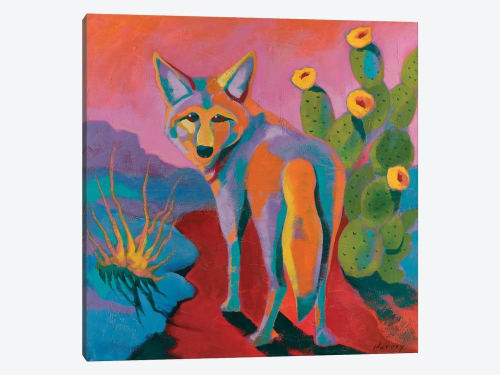 The Watcher by Kristin Harvey 1-piece Canvas Art