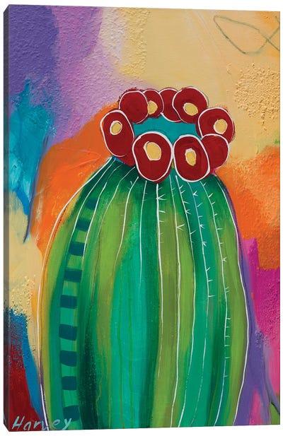 Barrel Canvas Art Print
