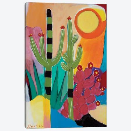 Desert Dreamin' Canvas Print #KHV6} by Kristin Harvey Canvas Art