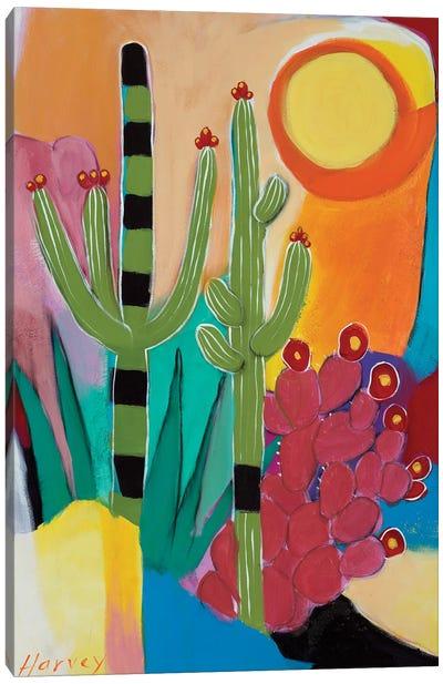 Desert Dreamin' Canvas Art Print