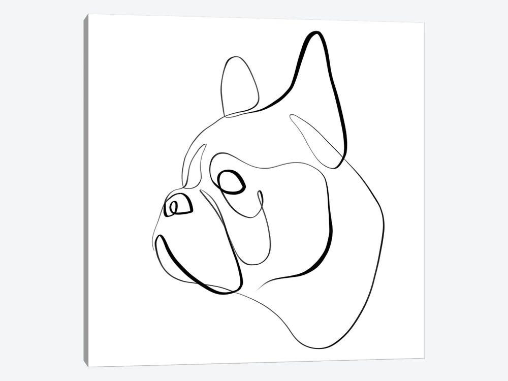 French Bulldog I by Dane Khy 1-piece Art Print