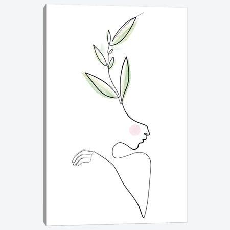 Healing Beauties Canvas Print #KHY26} by Dane Khy Canvas Art Print