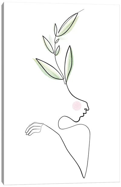 Healing Beauties Canvas Art Print
