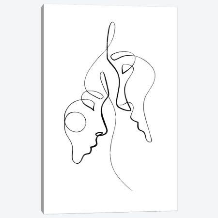 Invite Me In No. 1 Canvas Print #KHY76} by Dane Khy Canvas Artwork