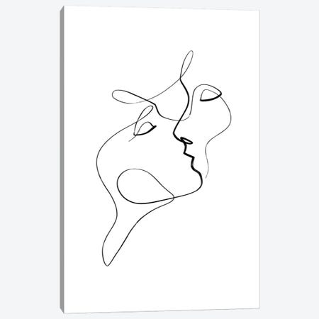 Invite Me In No. 2 Canvas Print #KHY77} by Dane Khy Canvas Wall Art