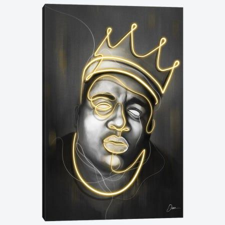 Notorious Big - It Was All A Dream Canvas Print #KHY90} by Dane Khy Canvas Print