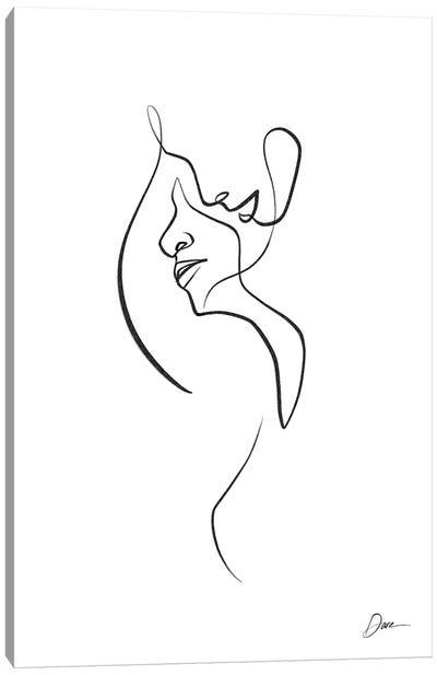 Eros No 4 Canvas Art Print