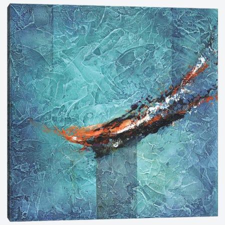 On The Cusp Canvas Print #KIA10} by Kimberly Abbott Canvas Art