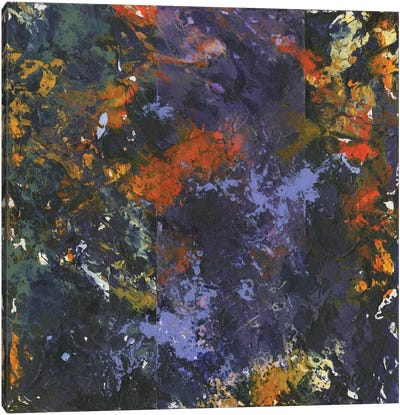 Revel Canvas Art Print