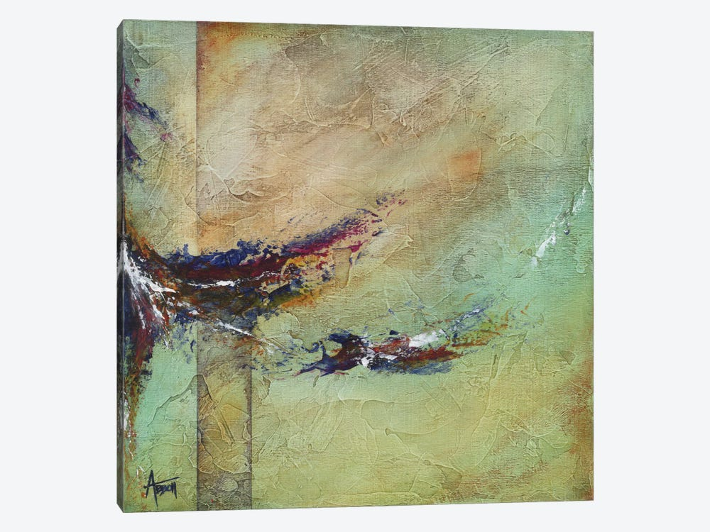 Tempestuous by Kimberly Abbott 1-piece Canvas Wall Art