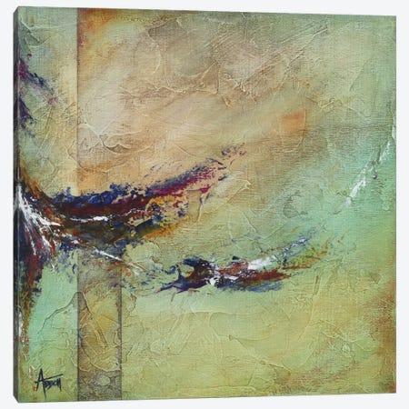 Tempestuous Canvas Print #KIA13} by Kimberly Abbott Canvas Artwork