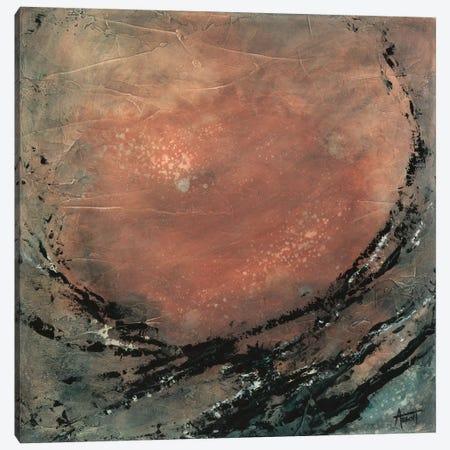 Desert Moon Canvas Print #KIA3} by Kimberly Abbott Canvas Artwork