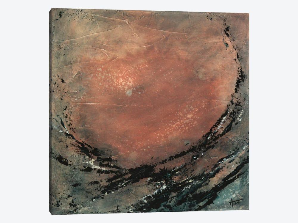 Desert Moon by Kimberly Abbott 1-piece Canvas Art