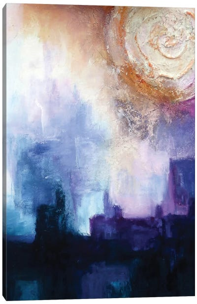 Dreams Found Canvas Art Print