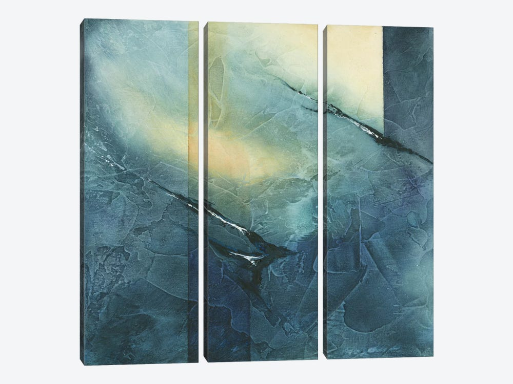 Immersion by Kimberly Abbott 3-piece Canvas Wall Art