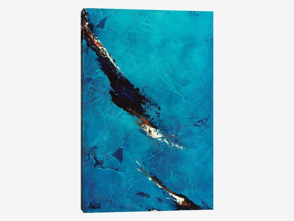 Landslide by Kimberly Abbott 1-piece Canvas Artwork
