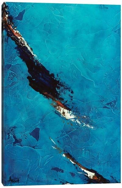 Landslide Canvas Art Print