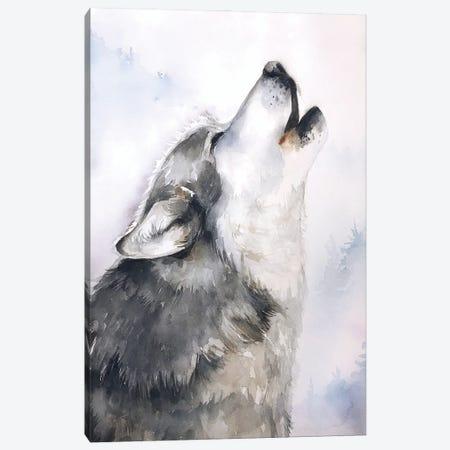 Wild Canvas Print #KIB53} by Kira Balan Canvas Print
