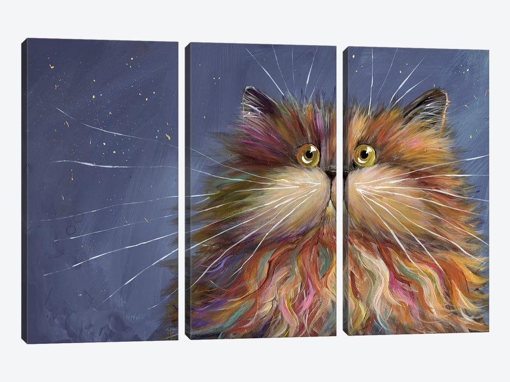 Pixie by Kim Haskins 3-piece Canvas Art