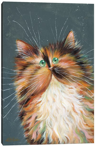 Hattie Canvas Art Print