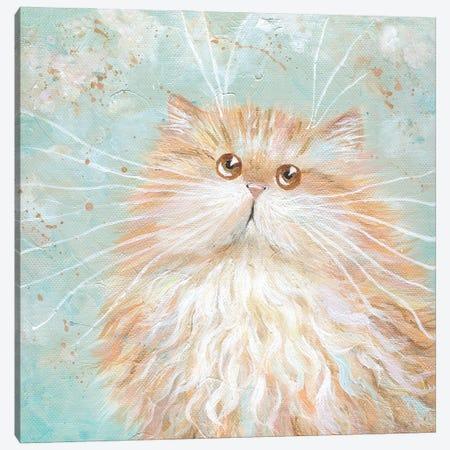 Cherub Canvas Print #KIH119} by Kim Haskins Canvas Wall Art