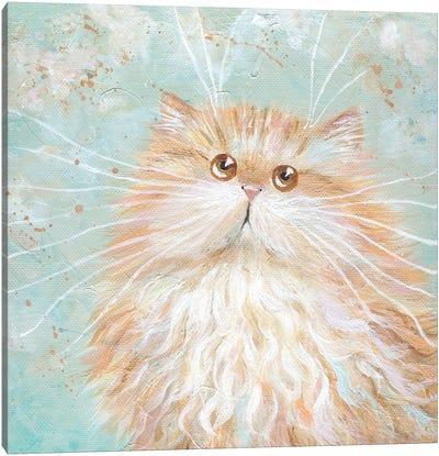 Cherub Canvas Art Print