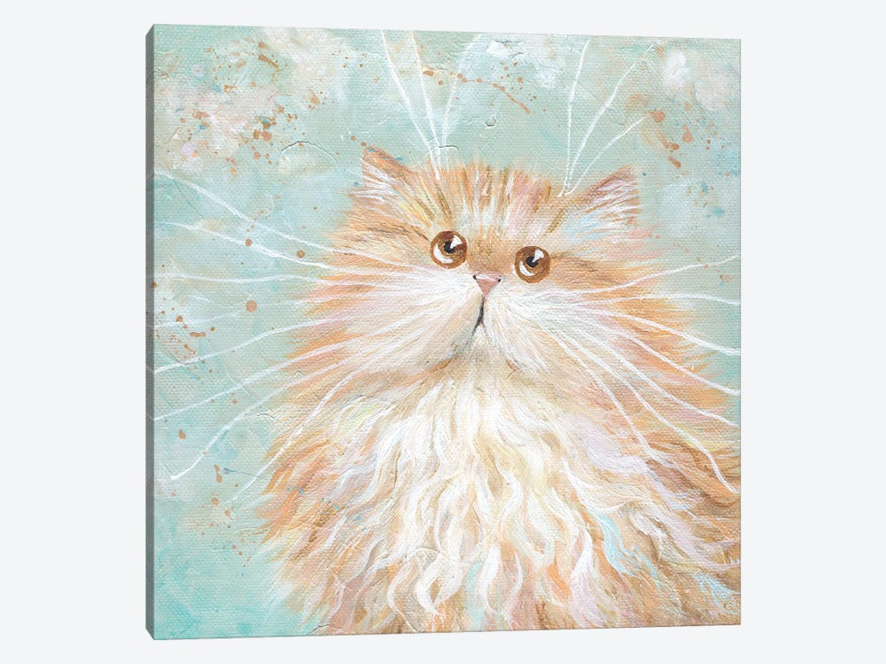 Cherub by Kim Haskins 1-piece Canvas Art Print