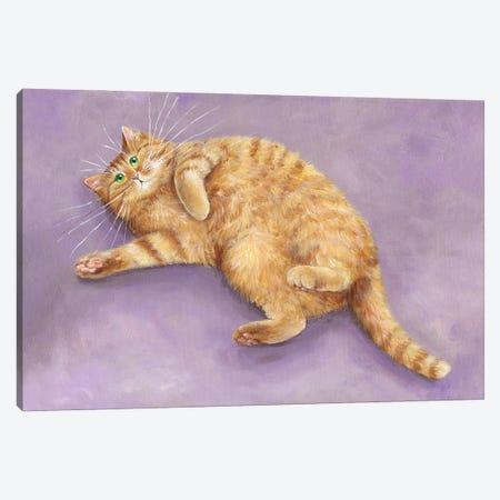 Jasper Canvas Print #KIH124} by Kim Haskins Canvas Artwork