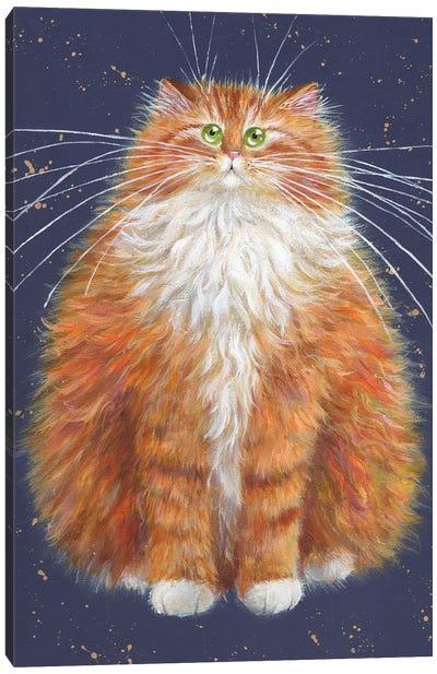 Benny Canvas Art Print