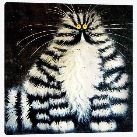 Bert 3-Piece Canvas #KIH1} by Kim Haskins Canvas Print