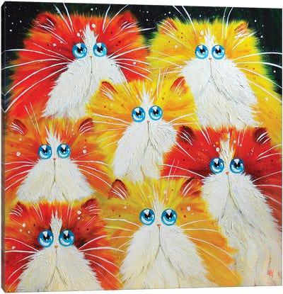 Gingerama Canvas Art Print
