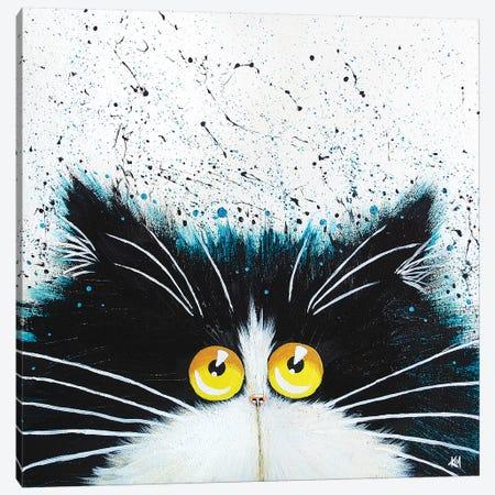 Otis 3-Piece Canvas #KIH47} by Kim Haskins Canvas Print
