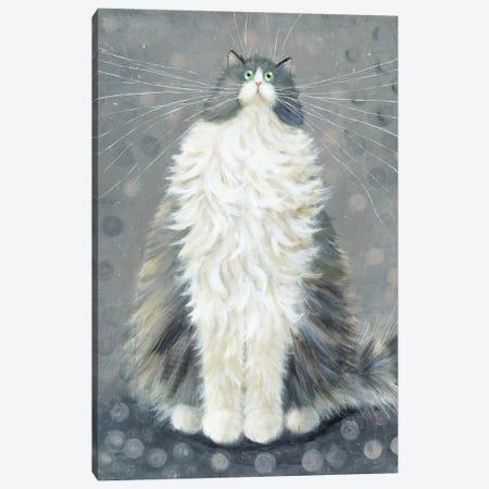 Foggy Canvas Print #KIH62} by Kim Haskins Canvas Art