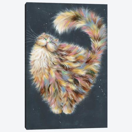Patapoufette Canvas Print #KIH64} by Kim Haskins Canvas Print