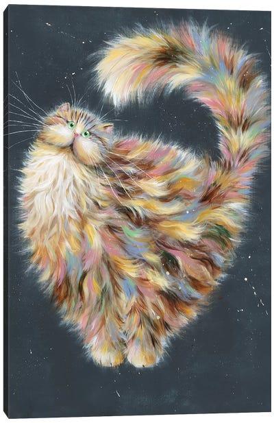 Patapoufette Canvas Art Print
