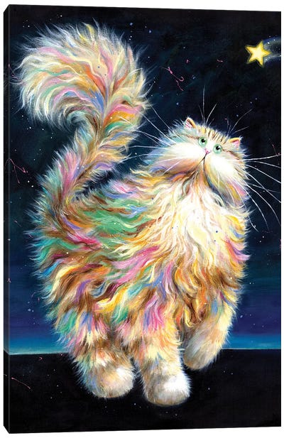 Twinkle Canvas Art Print