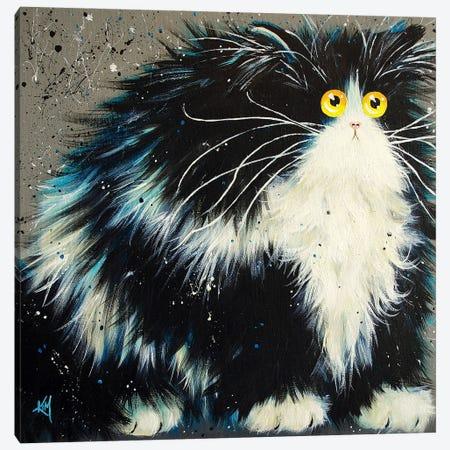 Bernard Canvas Print #KIH82} by Kim Haskins Canvas Wall Art