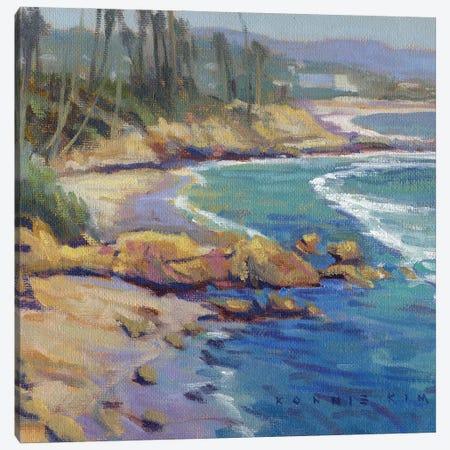 Afternoon Colors Canvas Print #KIK29} by Konnie Kim Canvas Print